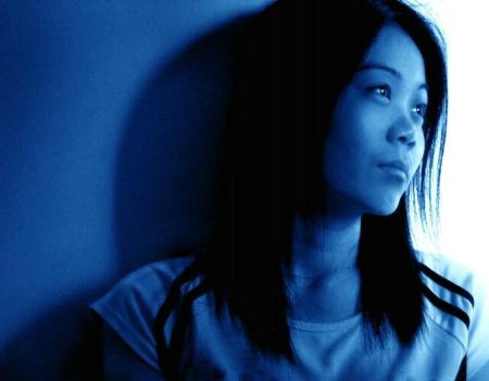 Jun In Blue