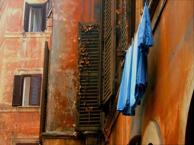 Trastevere Blue Laundry