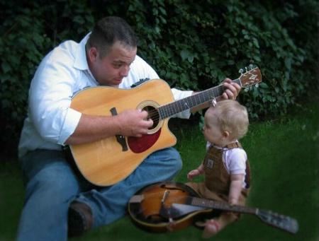 Father-Daughter Jam