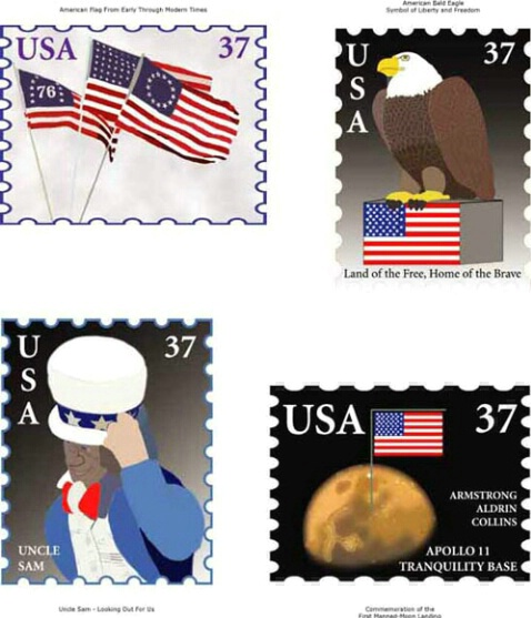 Stamps - ID: 572059 © Patrick L. McAvoy