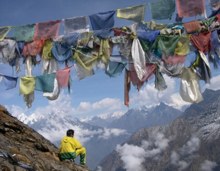 high altitude prayers