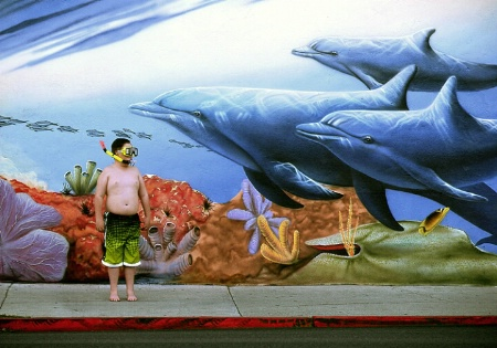 Photography Contest Grand Prize Winner - October 2004: Suburban Seascape
