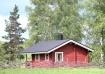 Red Summerhouse