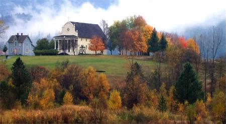 Cataldo Mission, Northern Idaho