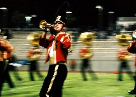 Halftime brass