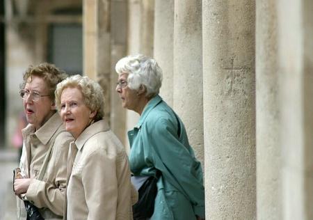 trois dames