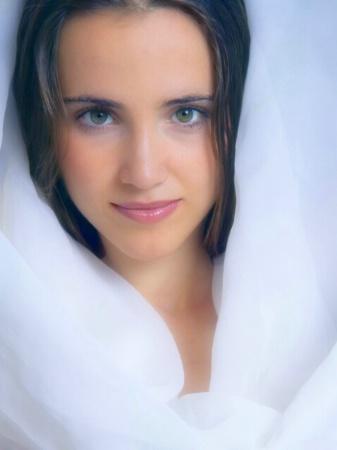 Natalia P. - In White