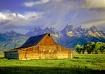 Barn and Grand Te...