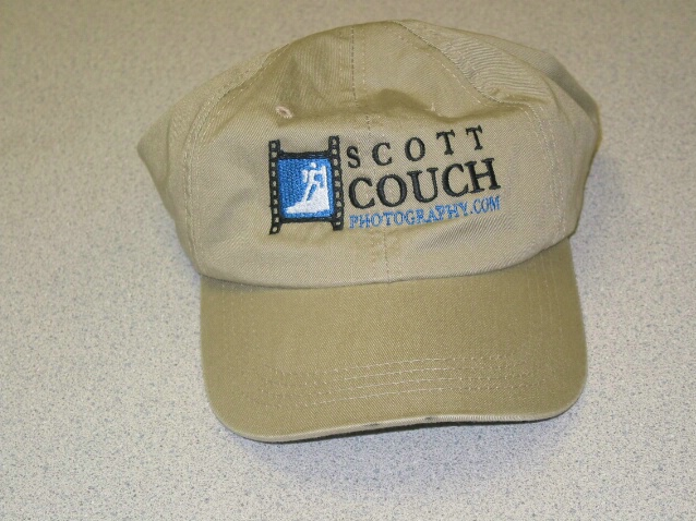Scottcouchphotography.com Logo Hat - ID: 608510 © Michael S. Couch