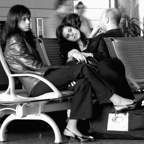 Airport Daydreaming II