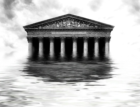 Drowning Justice