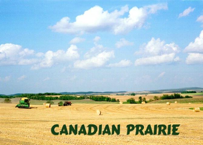 Canadian Prairies - ID: 662908 © Heather Robertson