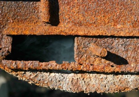 Rusting Pit 2