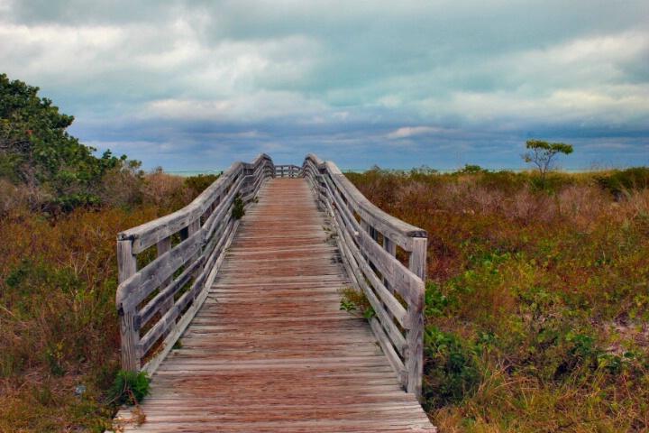 Key Biscayne Foot Bridge - ID: 689126 © Cynthia M. Wiles