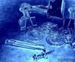 working girl blue...