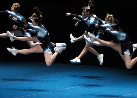 Flying Foot Race