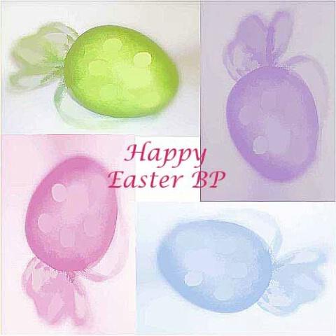 Happy Easter BP