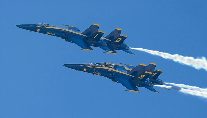 Blue Angels 2005-04-02 #1 - ID: 806885 © Greg Harp