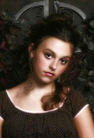Portrait of Gabby