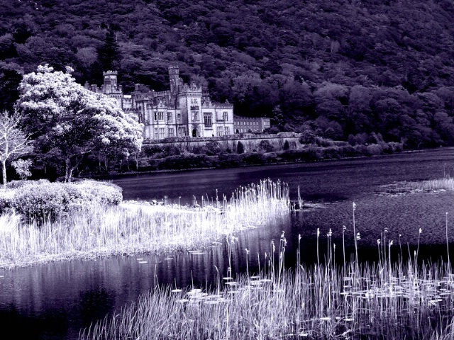 Kylemore Abbey - After