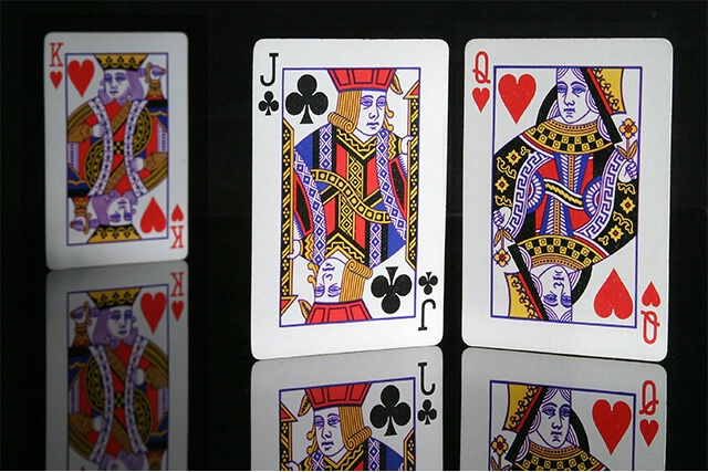 Oedipus and the Cards