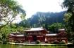 Byodo-In Temple -...