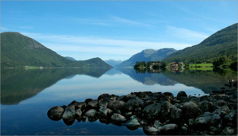 Lake Hornindalsvannet