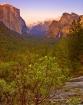 Sunset at Yosemit...