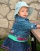 Klara in the park