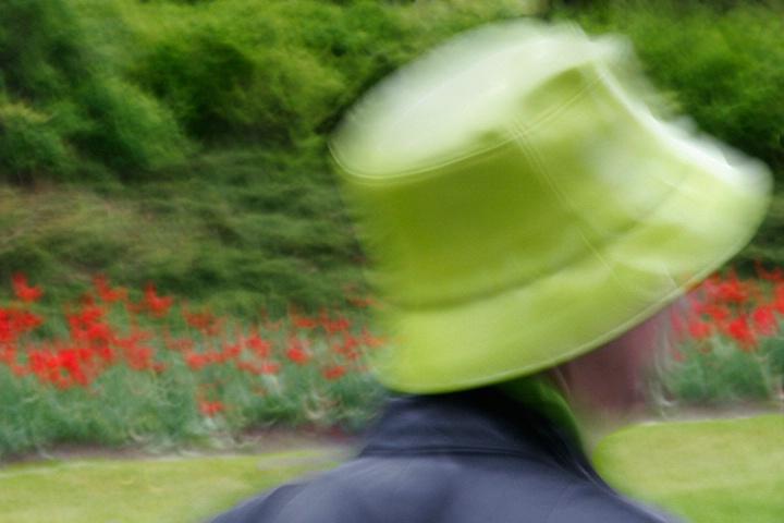 The Green Hat (Grabber)