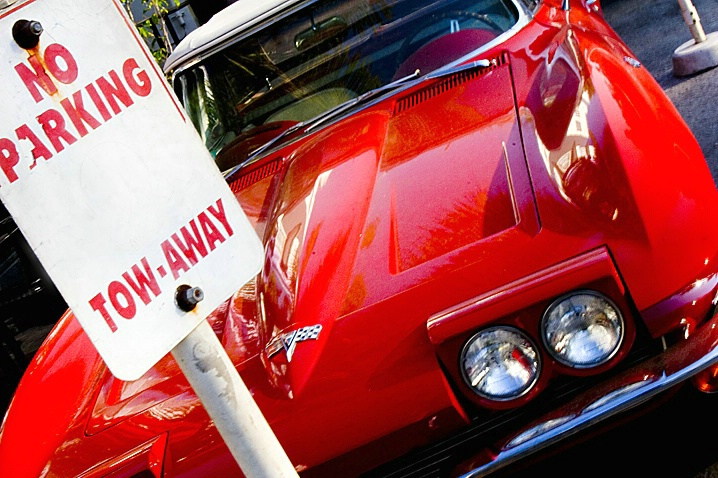 No Parking 2 - ID: 925600 © Wendy M. Amdahl