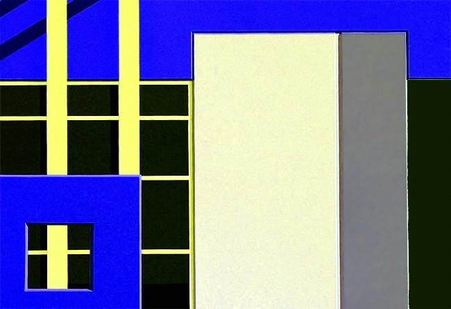 Architectural Blocks of Color