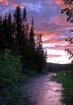 The River Flows O...