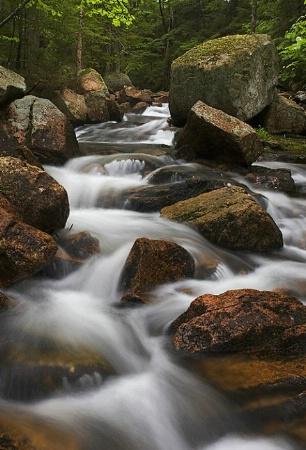 Rocky Road - Acadia Nat'l Park