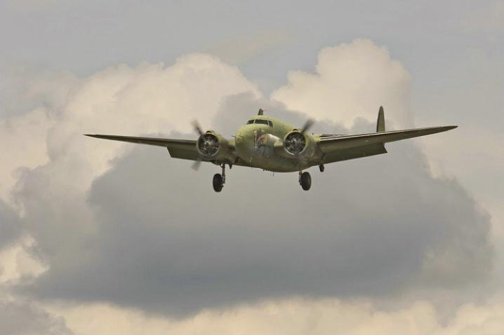 Lockheed C 60 Lodestar (1)-Akron Airshow - ID: 994632 © James E. Nelson