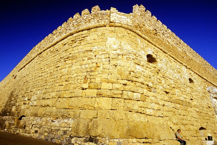 Fortress At Iraklion