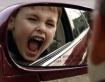 Crazy kid...