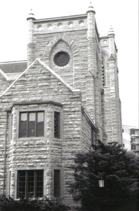 Downtown church - ID: 1027197 © Eric B. Miller