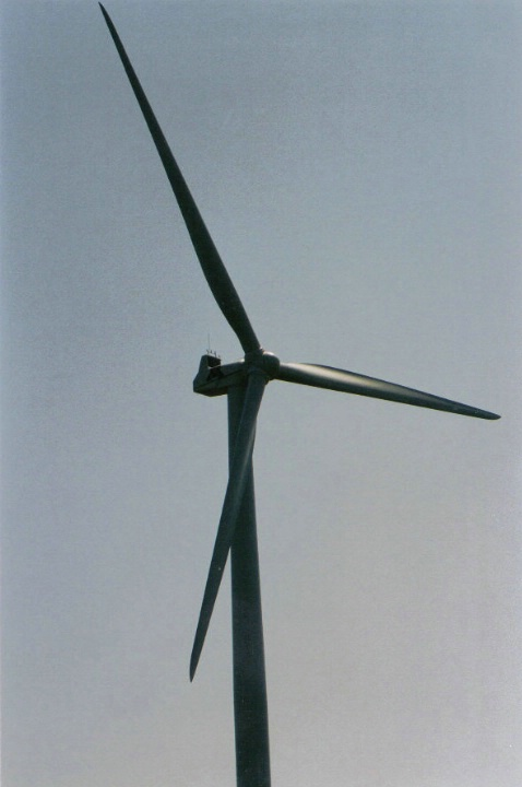 Morris turbine close up - ID: 1027425 © Eric B. Miller