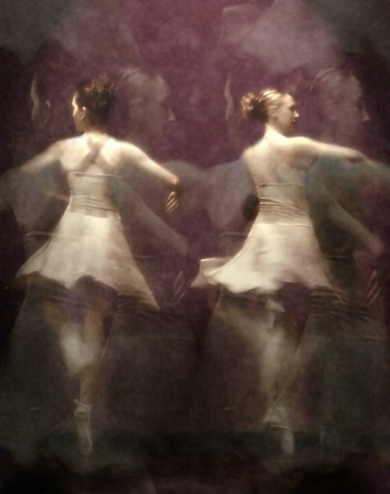 Photography Contest Grand Prize Winner - July 2005: Magical Dancers