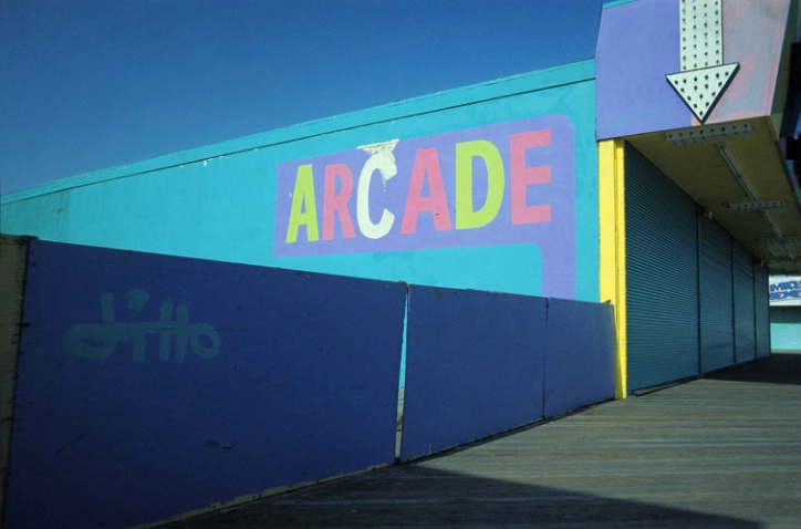 Arcade - ID: 1135130 © Nora Odendahl