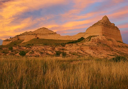 Scottsbluff National Monument, Nebraska