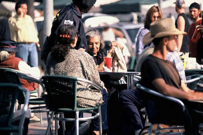 Santa Monica Blvd USA - ID: 1149262 © al armiger