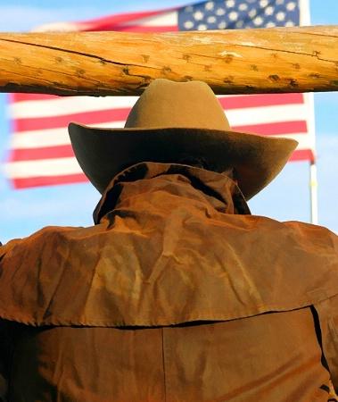 ~An American Cowboy~