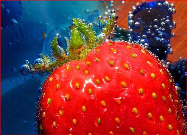 Strawberry - free spirit