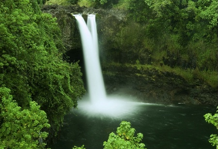 Fall in Hilo Hawall