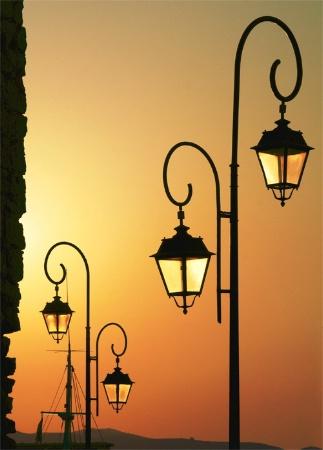 Catching Light to Shine at Night