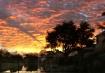 Sunrise in Lauder...