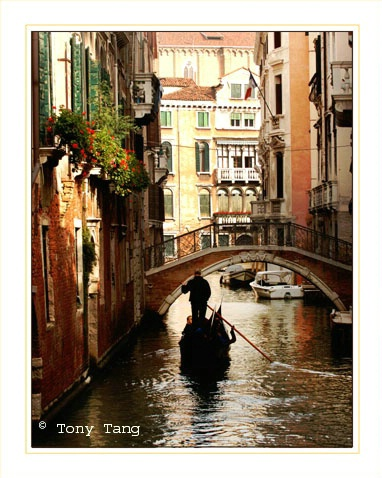 Venice - What a Beautiful Place - ID: 1454202 © Tony Tang