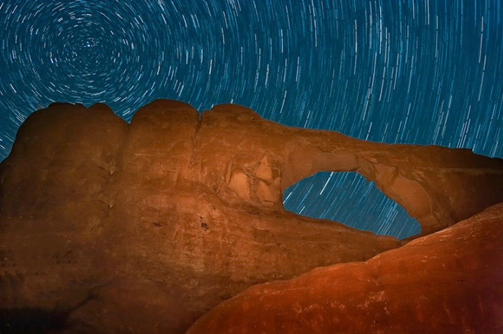 Arches and Stars